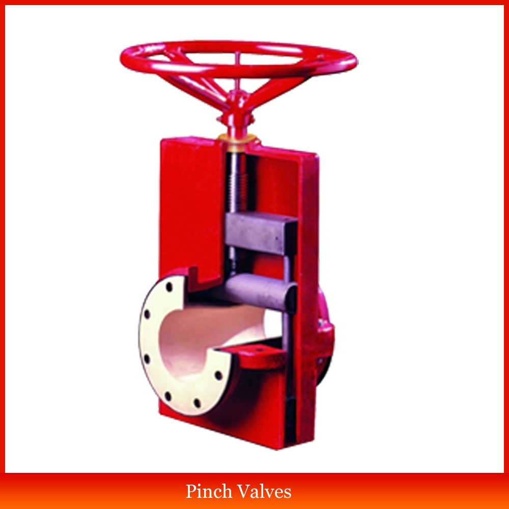 pinch valve suppliers