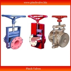 pinch valve exporter oman