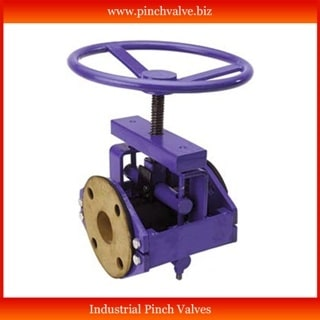 Industrial Pinch Valve Supplier India
